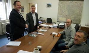 Potpisan ugovor o izgradnji zelene tržnice