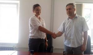 Potpisan ugovor o izradi fasade na gradskoj sportskoj dvorani na Trosci